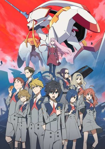 Darling in the FranXX انمي