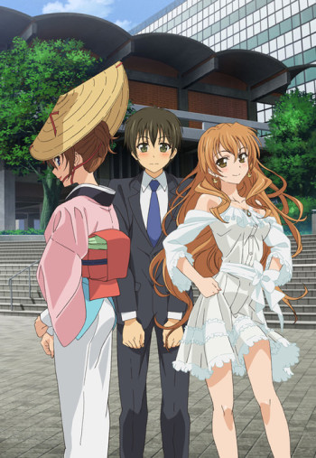 Golden Time انمي