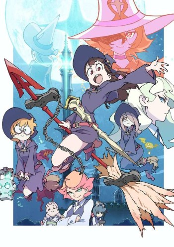 Little Witch Academia (TV) انمي