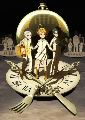 Yakusoku no Neverland انمي