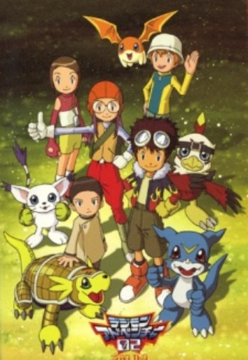 Digimon Adventure S2