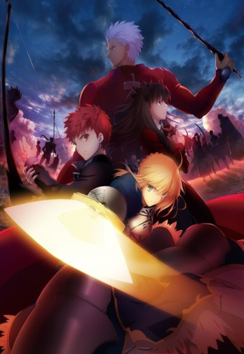 مترجم Fate stay night: Unlimited Blade Works انمي
