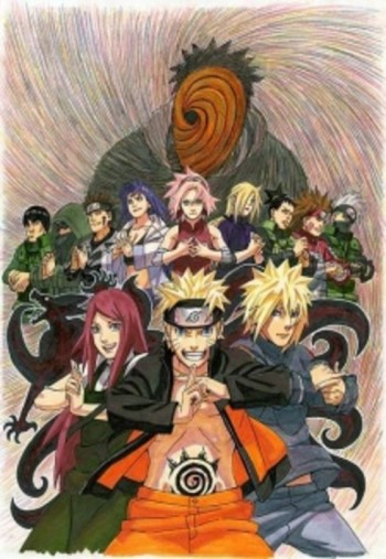 Naruto: Shippuuden Movie 6 : Road to Ninja