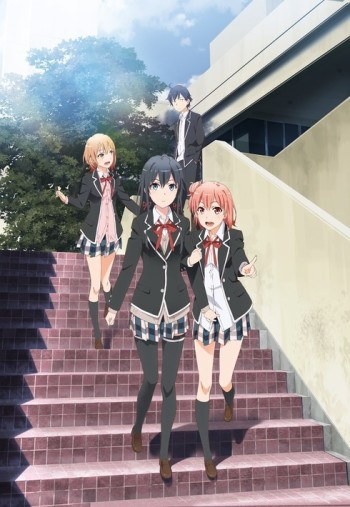 مترجم Yahari Ore no Seishun Love Comedy wa Machigatteiru.Zoku انمي