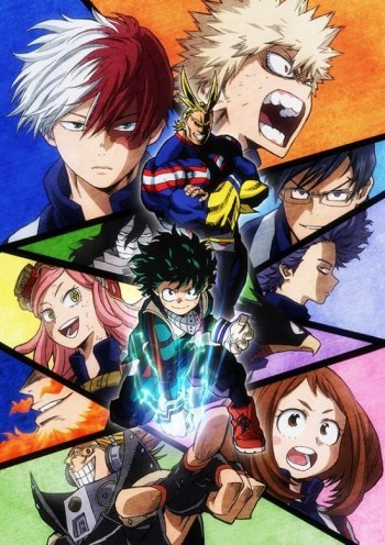 مترجم Boku no Hero Academia 2nd Season انمي